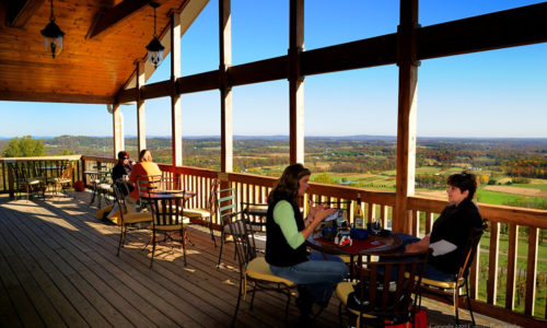 bluemont community from Bluemont Winery