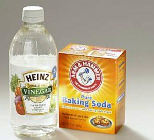 Baking Soad & Vinegar
