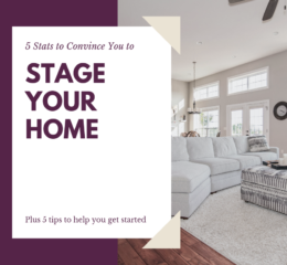 5 Statistics to Convince You to Stage Your Home (Plus Tips for Getting Started)