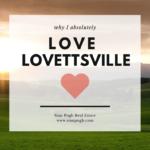 why i love lovettsville