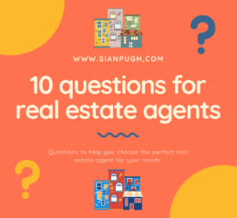 10 Questions to Ask A Real Estate Agent