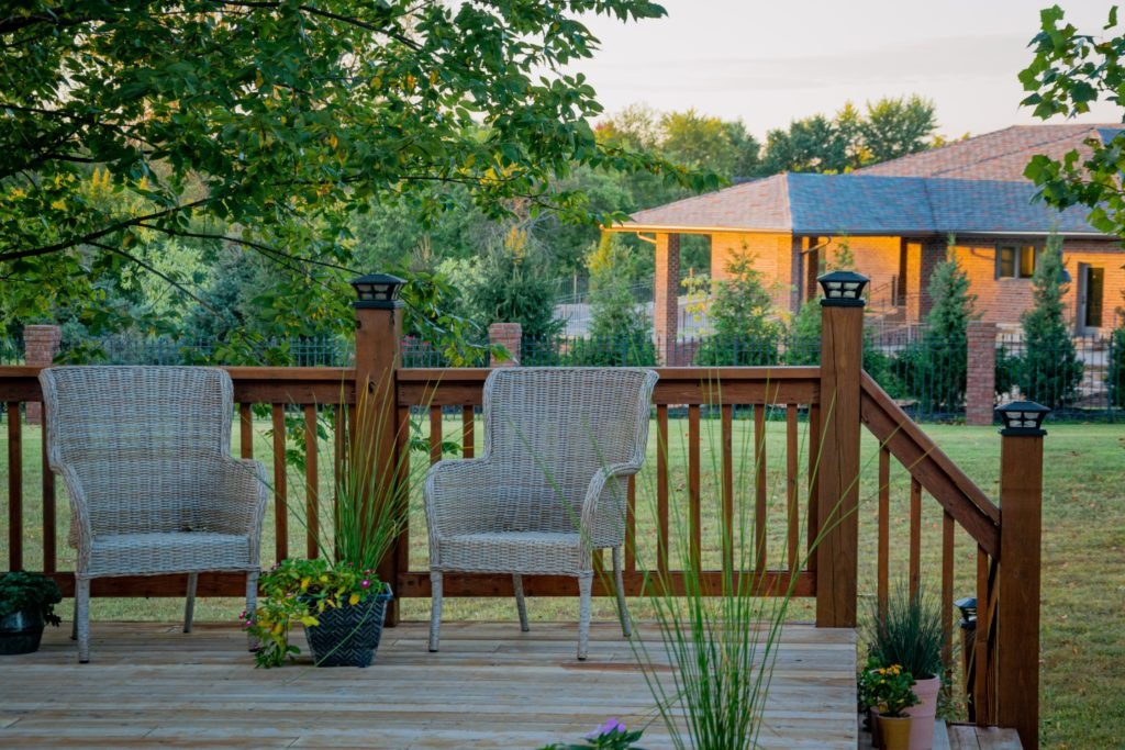 ideas to improve your outdoor space